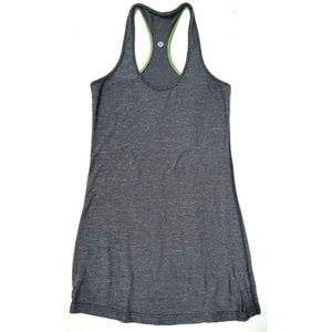 Lululemon Womens Cool Racerback Extra Long Tank